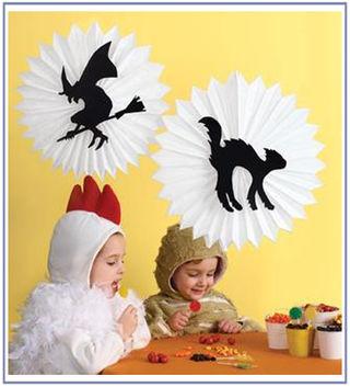 Ms halloween decorations